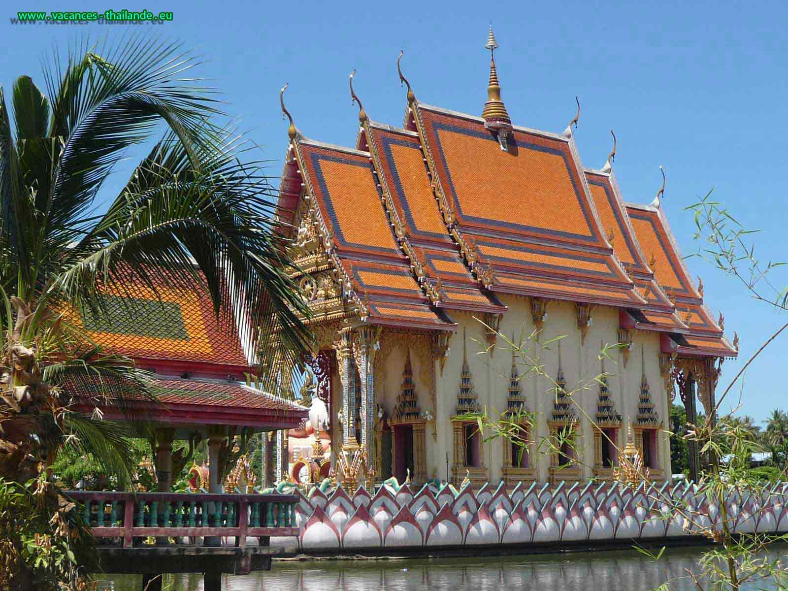 photo 18 English other very beautiful Buddhist temples Koh Samui Thailand 1500
